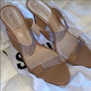 Brand new Schutz Adinna Heels